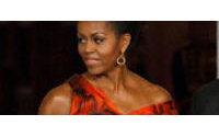 Oscar de la Renta, en contra del vestido de Michelle Obama