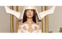 Défilés couture: fièvre disco, unisexe inventif, robotique et jardin d'Eden
