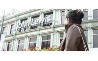 John Lewis sales fall as shoppers feel pinch