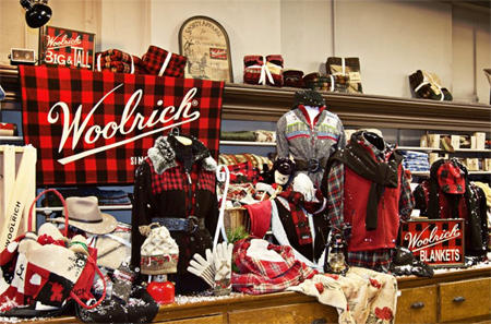 Woolrich Clothing Locations