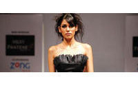 Pakistan woos the West with fashion week