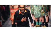 Paco Rabanne volta à cena com estilista indiano