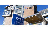 L'Oreal/Nestle venture bid for Q-med falls short