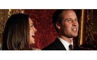 La maison Alexander McQueen nie être chargé de la robe de mariée de Kate Middleton