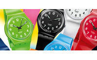 Swatch Group sees Asian demand driving growth