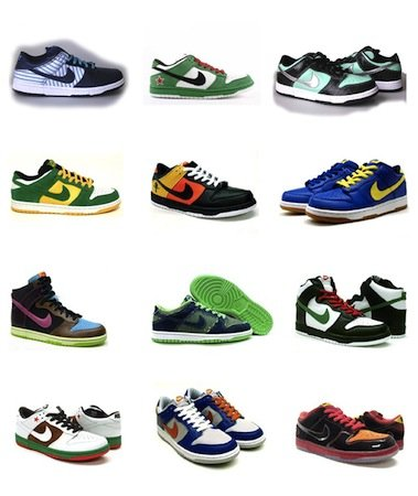 Roger Wyett, Cole Haan, Converse, Umbro, Nike