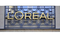 L'Oreal confident after sales rebound