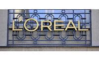 L'Oreal confident after sales rebound