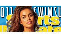 Una explosiva Irina Shayk protagoniza la portada de 'Sport Illustrated'