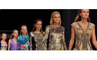 伦敦时装周时装秀日程表