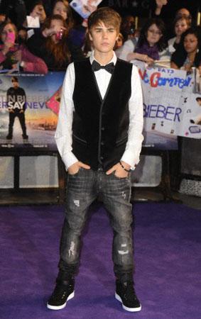 Dolce&Gabbana, Justin Bieber