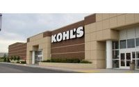 Kohl's expects more sales gains, starts dividend