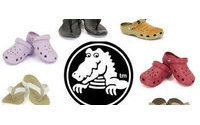 Crocs Q4 tops Wall Street, shares rise