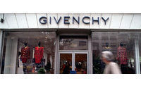 French Fashion house Givenchy turns gaze to Asia