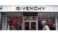 French Fashion house Givenchy turns gaze to Asia