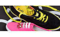 Keds sportswear for men and women expected in stores Spring 2012