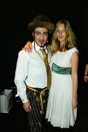 John Galliano, Kate Moss