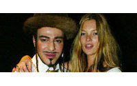 ¿Conseguirá John Galliano vestir de novia a Kate Moss?