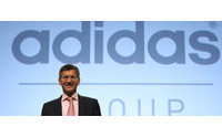 Adidas CEO says costs pressures could intensify