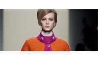 Milan fashion tiptoes into future