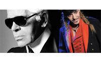 """Karl Lagerfeld está """"furioso"""" con Galliano y el daño que ha hecho a LVMH"""