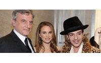"""Dior denuncia las """"intolerables"""" palabras de Galliano, antes del desfile"""