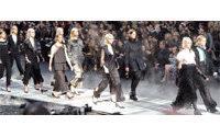 Fashion Week : Chanel d'humeur sombre, épurée et garçonne