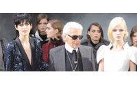 Negro, blanco, gris y plata con Chanel y Paul Verlaine para el invierno 2012