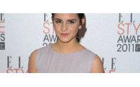 Emma Watson lança parceria com grife
