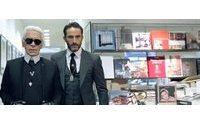 Karl Lagerfeld wird neues Sky Testimonial