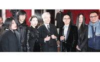时尚艺术秀无界限-中国当代创意秀巴黎