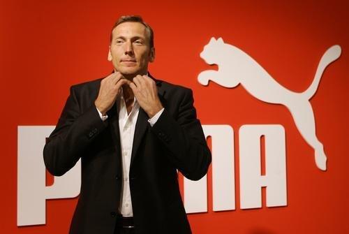 Jochen Zeitz, Puma