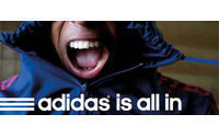 Adidas Launches biggest marketing campaign in the brand's history