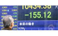 Le luxe frappé de plein fouet par la catastrophe au Japon