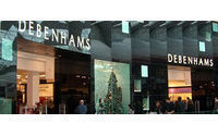 Debenhams sales growth slows