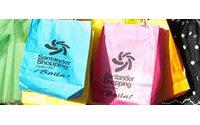 'Santander Shopping' organiza este viernes y sábado una pasarela de bolsos y calzado en la Plaza de la Catedral