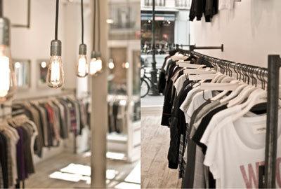 Fashion Boutique on Eleven Paris S Offre Une Sixi  Me Boutique Parisienne