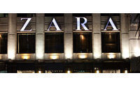 Zara owner Inditex profit buoyed by India, China