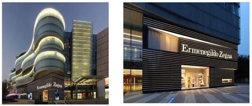 Ermenegildo Zegna presenta in Cina due nuovi Global Concept Store ... 2a98a473594