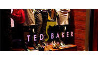 Ted Baker profit up but warns of tough year