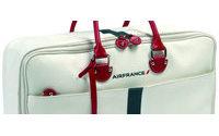 Marcas criam bolsas para companhias aéreas
