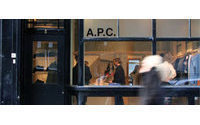A.P.C. opens store after store