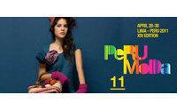 Perú estrena su 1ª semana de la moda Con Custo Dalmau