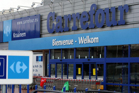 Carrefour ceo says group committed to belgium news retail 164810 for Comelectromenager carrefour belgique