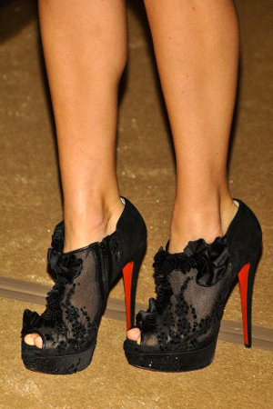 Christian Louboutin, Yves Saint Laurent