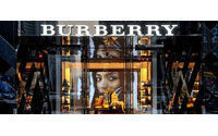 Burberry livestreams Beijing event