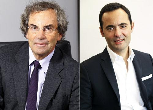 Christian Pimont, Frédéric Vitre, Celio