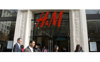 H&M same-store sales fall in March