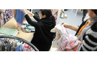 Textilbranche kommt aus dem Keller - Fast 10 Prozent Wachstum