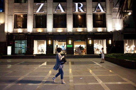 Corte Inglés, Zara